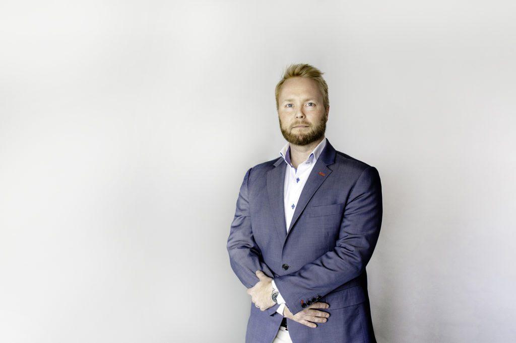 Anders Lindhin henkilökuva