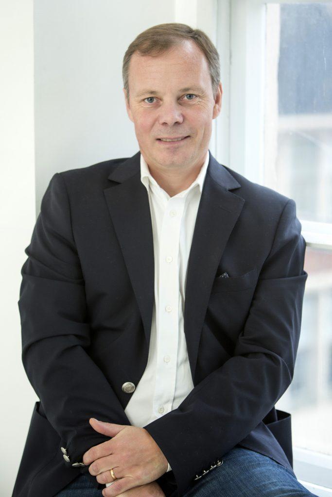 Peter Lundin henkilökuva